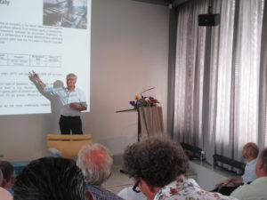 Key-note presenatie van Invar Landälv op de bijeenkomst van de werkgroep conversie_22 juni 2017