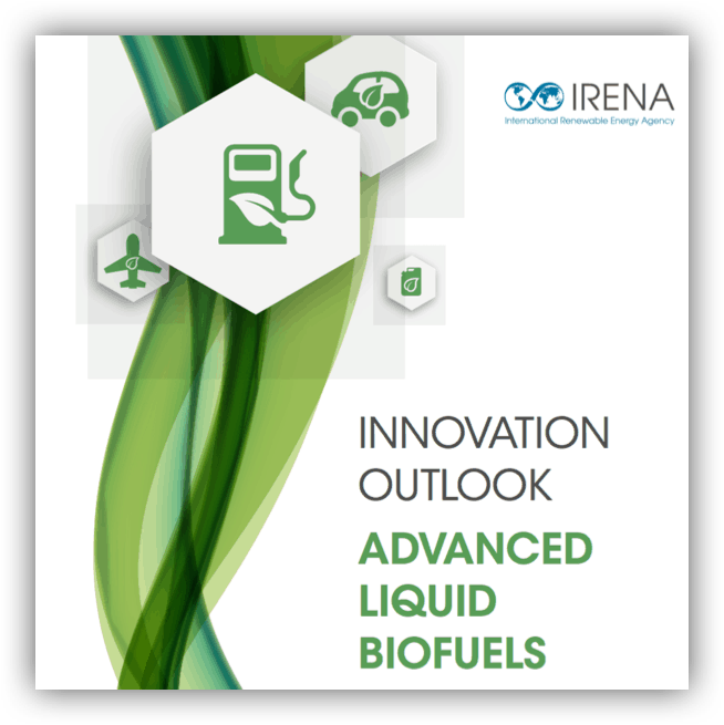 Innovation outlook Advanced liquid biofuels