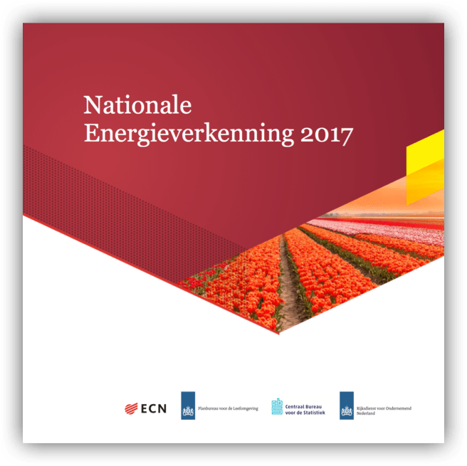 Nationale Energieverkenning 2017