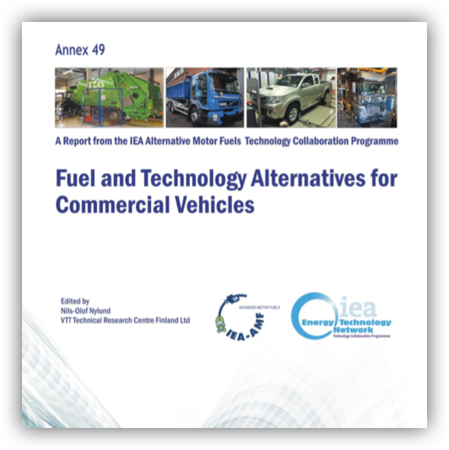 Fuel and Technology Alternatives for Commercial Vehicles
