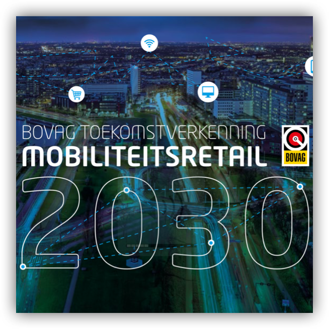 Bovag toekomstverkenning 2030 mobiliteitsretail