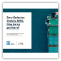Llyods-UMAS rapport Zero-Emission Vessels 2030. How do we get there?