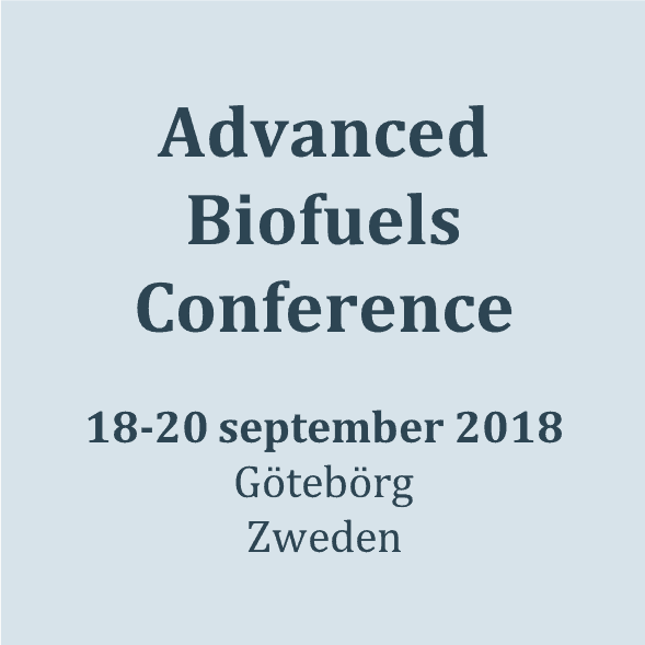 180918_Advance Biofuels Conference Goteborg, Zweden
