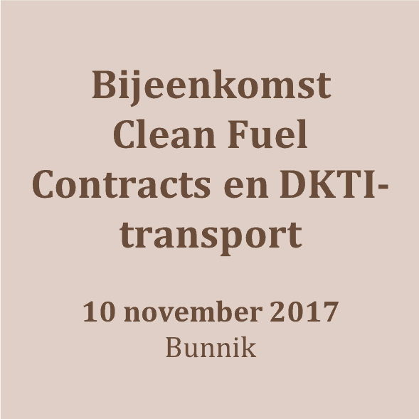 171110_Bijeenkomst Clean Fuel Contracts