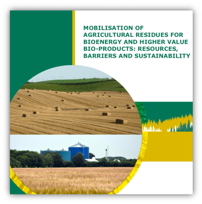 IEA Bioenergy – Mobilisation agricultural residues