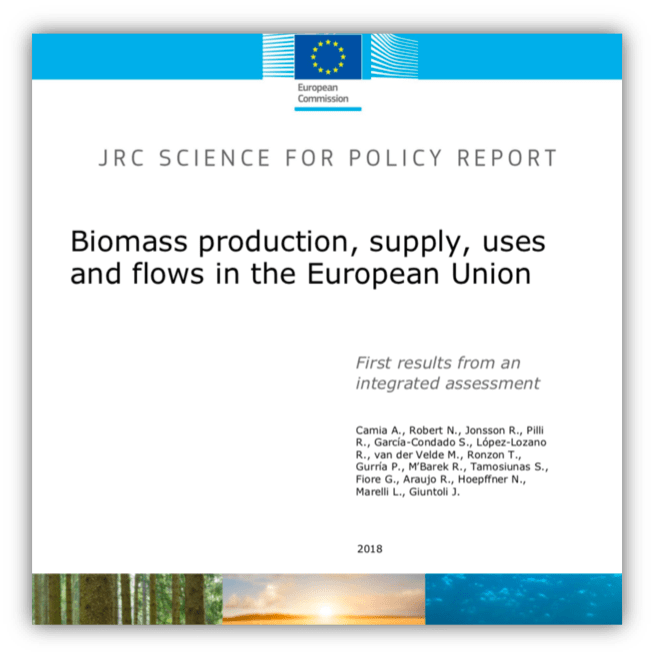 JRC – Biomass production, supply, uses and flows in the European Union