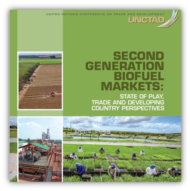 UNCTAD – Second Generation Biofuel Markets