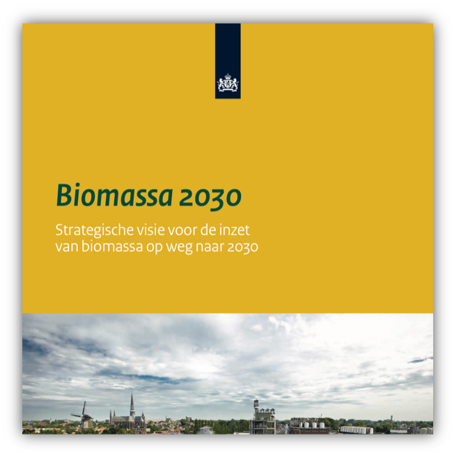 Biomassa 2030 Strategische visie voor de inzet van biomassa op weg naar 2030