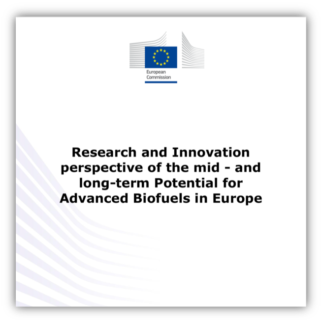 Research and Innovation perspective of the Potential for Advanced Biofuels in Europe
