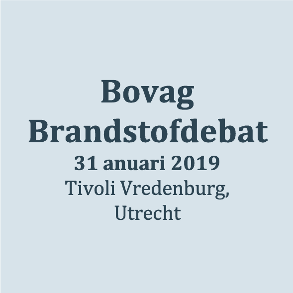 Bovag Brandstofdebat 2019