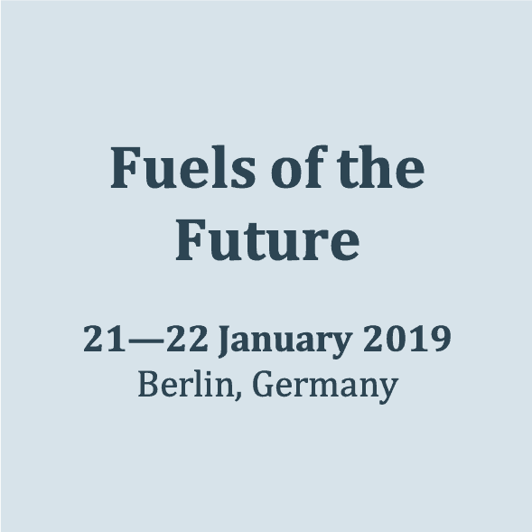 Fuels of the Future 2019