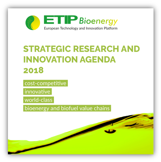 Strategic Research and Innovation Agenda 2018