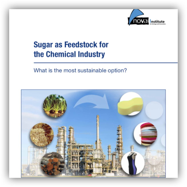 Sugar as Feedstock for the Chemical industry – what is the most sustainable option