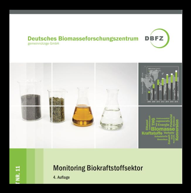DBFZ – Monitoring Biokraftstoffsektor
