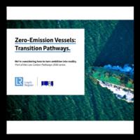 Zero-Emission Vessels: Transition Pathways