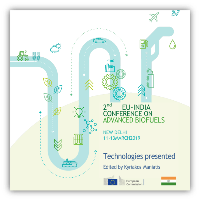 Booklet on Technologies from 2nd EU India Conference on Advanced Biofuels