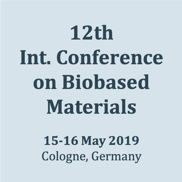 12th International Conference on Biobased Materials