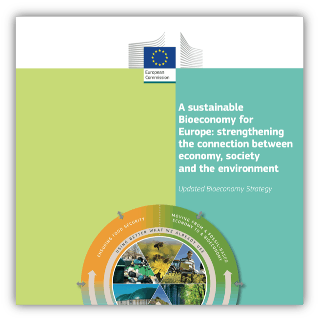 A sustainable bioeconomy for Europe – Updated strategy