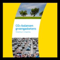 CO2-balansen groengasketens