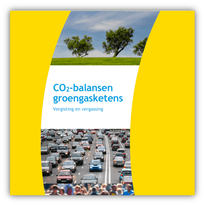 CO2-balansen groengasketens