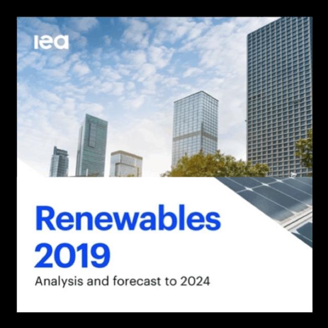 IEA Renewables 2019