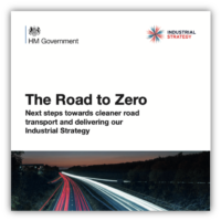 UK Government launches Road to Zero Strategy