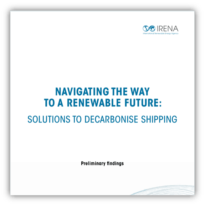 Navigating the way to a renewable future: Solutions to decarbonize shipping