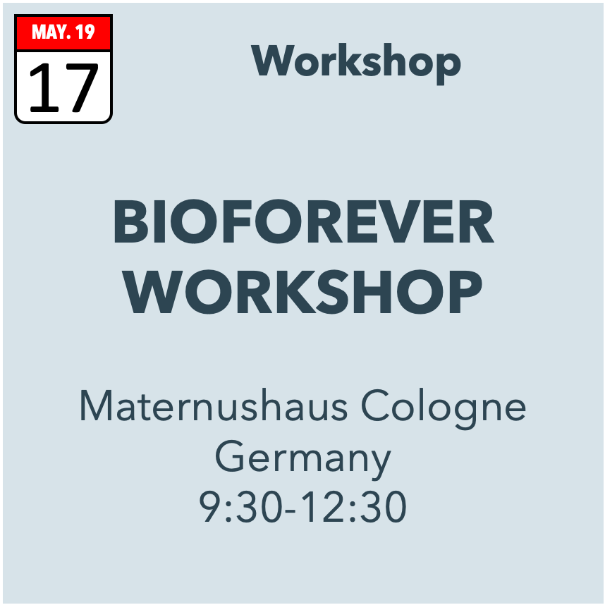 Bioforever workshop