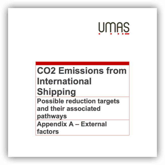 CO2-emissions from International Shipping