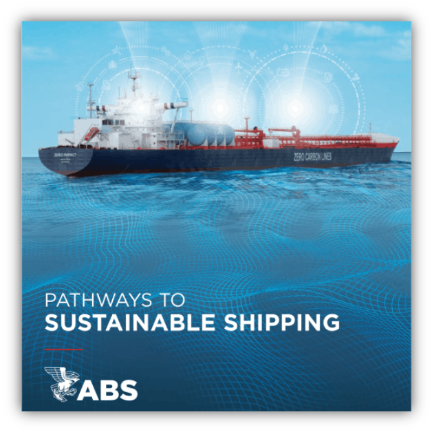 Pathways to Sustainable Shipping