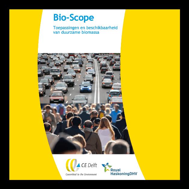 Bio-Scope – Toepassingen en beschikbaarheid van duurzame biomassa
