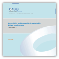 Accessibility and traceability in sustainable biofuel supply chains