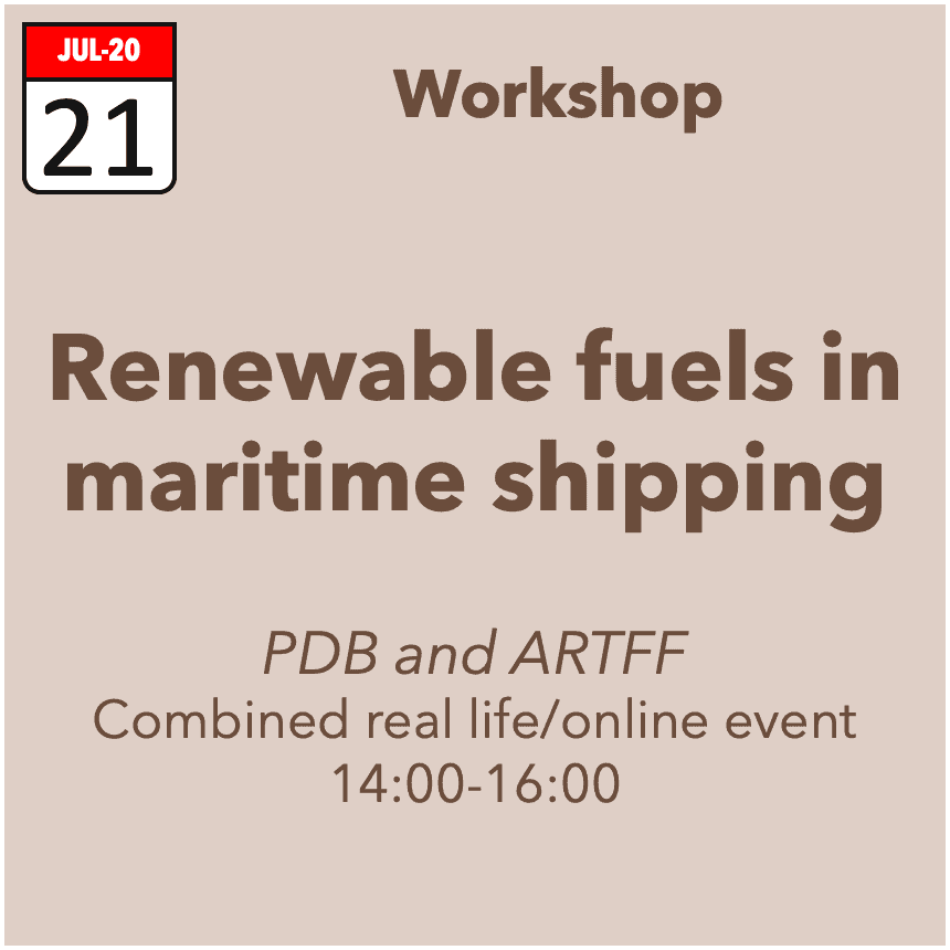 Renewable Fuels in Maritime Shipping
