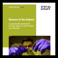 SER-advies Biomassa in balans
