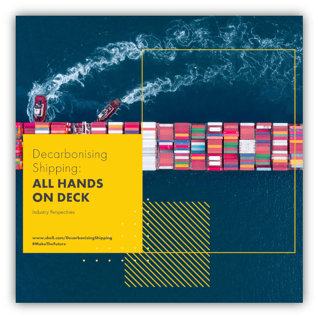 Decarbonising Shipping: All Hands on Deck