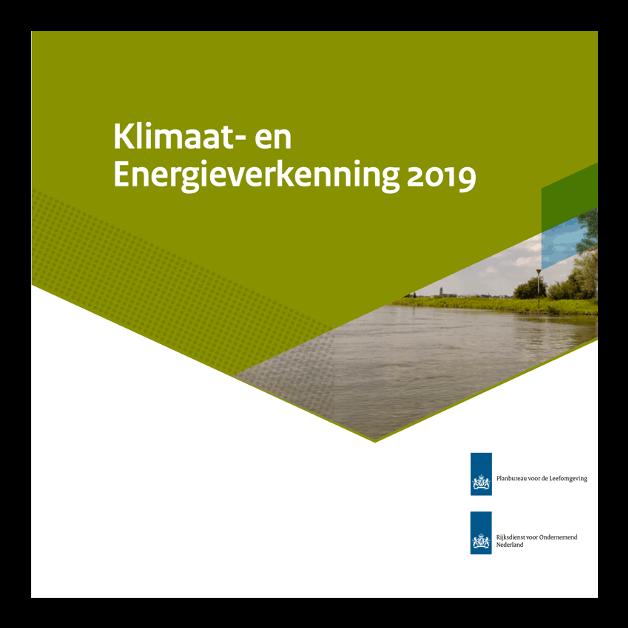 Klimaat- en energieverkenning 2019