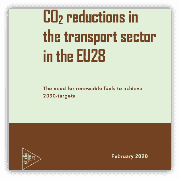 CO2-reductions in the transport sector in the EU28