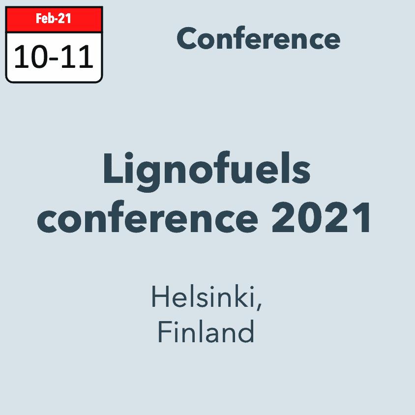 Lignofuels conference 2021