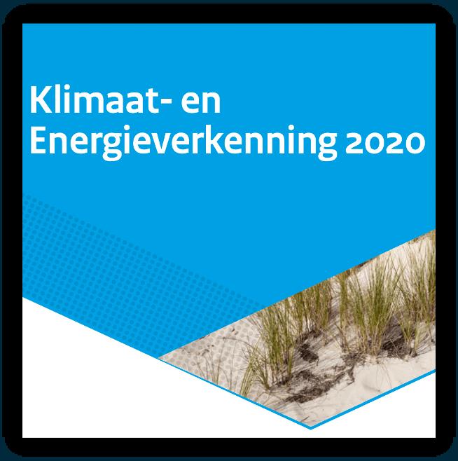 Klimaat- en Energieverkenning 2020