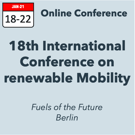 18th International Conference on renewable Mobility