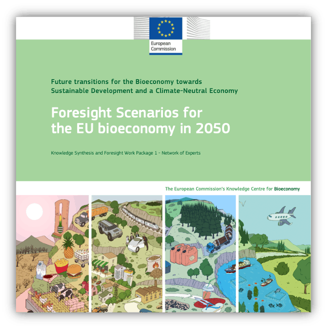 Foresight Scenarios for the EU bioeconomy in 2050