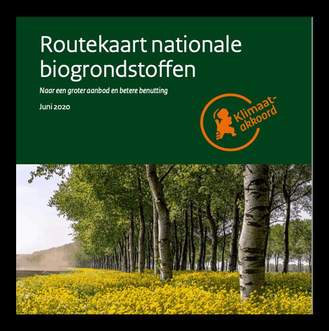 Routekaart Nationale Biogrondstoffen